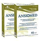 Pack Ansiomed 2x45 (90) CÁPS de Bioserum - Combate la ansiedad de forma natural.