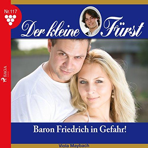 Baron Friedrich in Gefahr! Titelbild