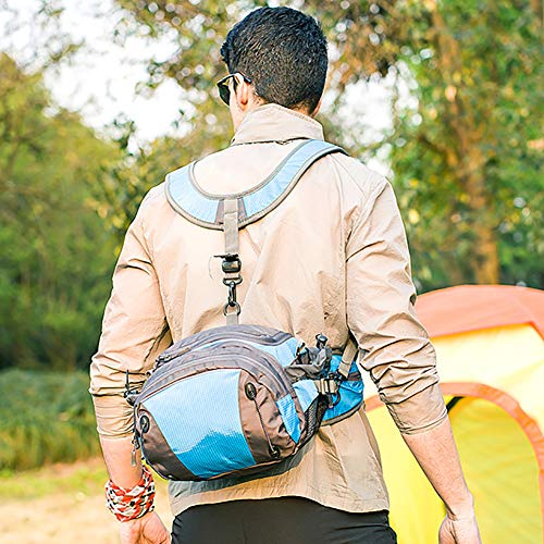 Air Deemps Drawstring Backpack Sports Athletic Gym Cinch Sack String Storage Bags for Hiking Travel Beach