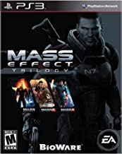 Mass Effect Game Ps3