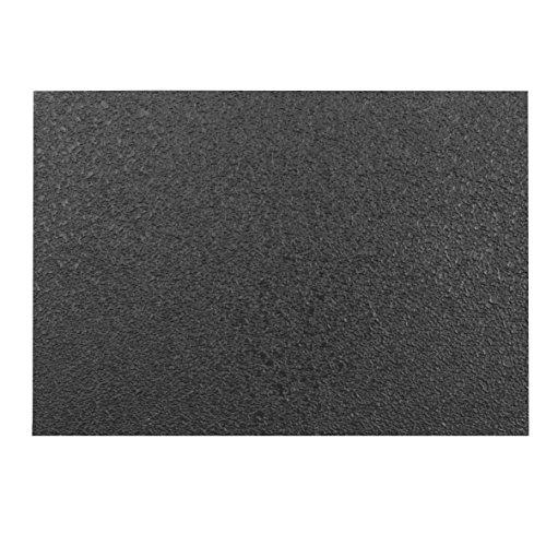 TALON 998R Grips Sheet (Rubber-Black, 5 x 7-Inch)
