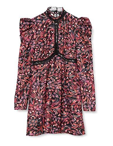 Little Mistress Rocco Paisley-Print Shift Dress Vestito da Sera Donna, Multicolore (Multi 001), 42...