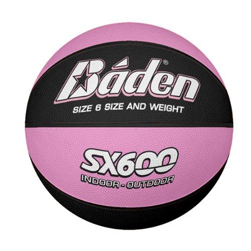 Baden Unisex's SX600 - Balón de Canasta, Talla 6