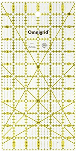 Prym - Righello Universale con Scala angolature 15x30cm