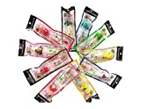 Tanya Hookah Lolly Pop Candy Tips Super Male Plastic DIsposiable Hookah Colorfull Tips 10PK