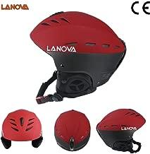 LANOVA Brand ski Helmet Adult ski Helmet Man Skating/Skateboard Helmet Multicolor Snow Sports Helmets