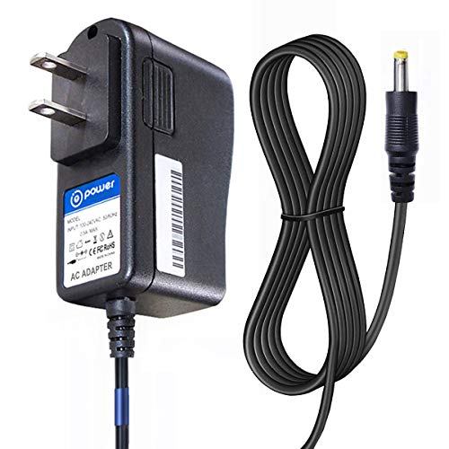 T-Power (6.6ft Long Cable) Ac Dc Adapter Compatible with G-Project G-GO G-100B G100 Portable Outdoor Water-Resistant Wireless Bluetooth Speaker Replacement Power Supply Cord