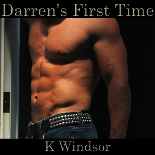 Darren's First Time audiobook cover art