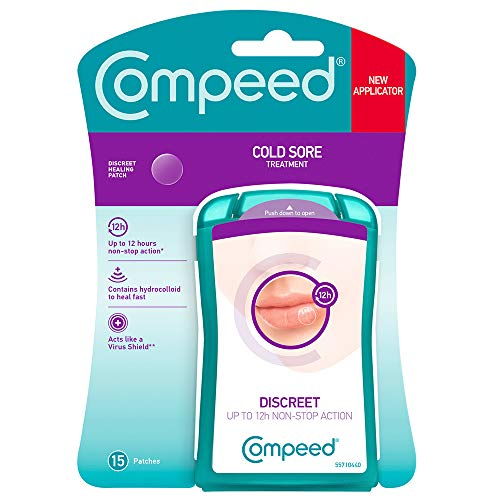 Compeed Cold Sore Patch 15 Patches