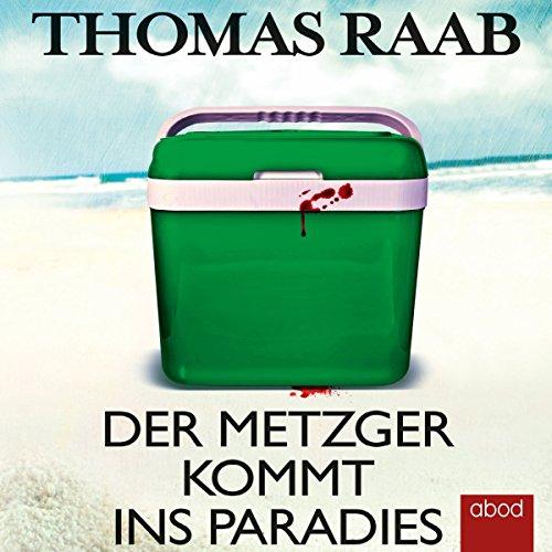 Der Metzger kommt ins Paradies audiobook cover art
