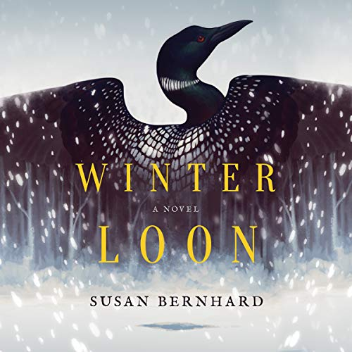 Winter Loon audiobook cover art