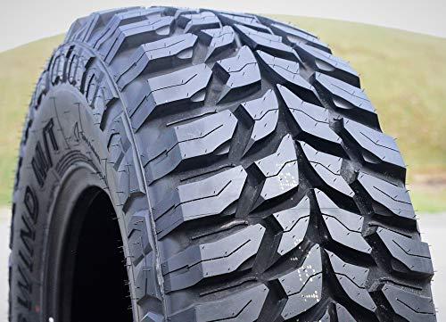 Crosswind M/T Mud-Terrain Radial Tire-LT305/70R16 124/121Q LRE 10-Ply