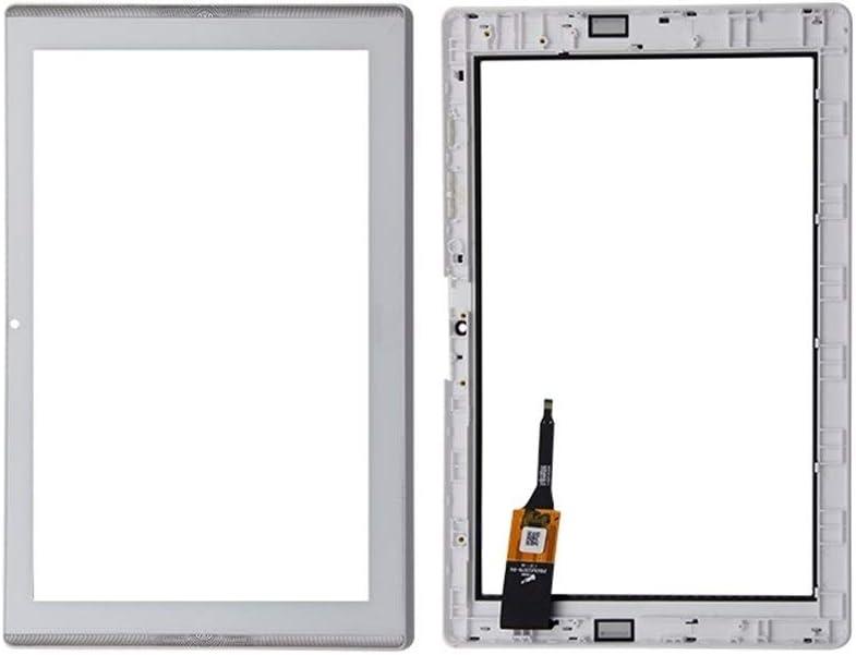 Kit sostituzione schermo 10.1 pollici Fit For ACER Iconia Uno schermo 10 B3-A40 Tablet PC touch Digitizer Con pannello frontale di vetro dellobiettivo schermo di sostituzione del kit di riparazione