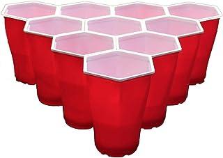 Hexa Pong–Les Meilleurs Verres de Beer Pong au Monde