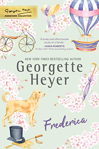 Frederica (The Georgette Heyer Signature Collection)