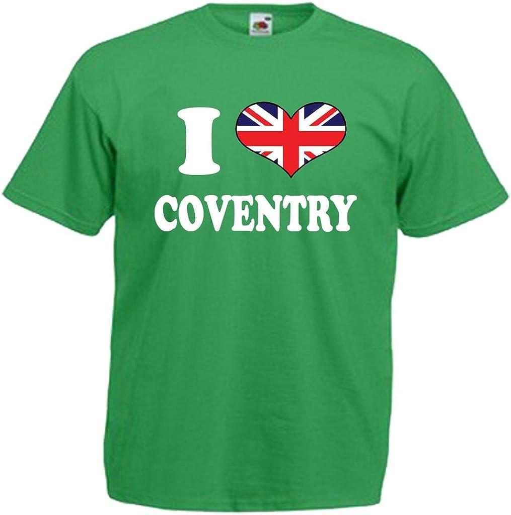 I Love Heart Coventry Sweatshirt