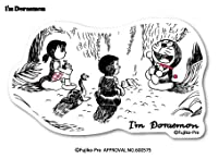 ドラえもん ステッカー I'm DORAEMON のび太の恐竜 01 LCS761 おしゃれ ステッカー サンリオ グッズ