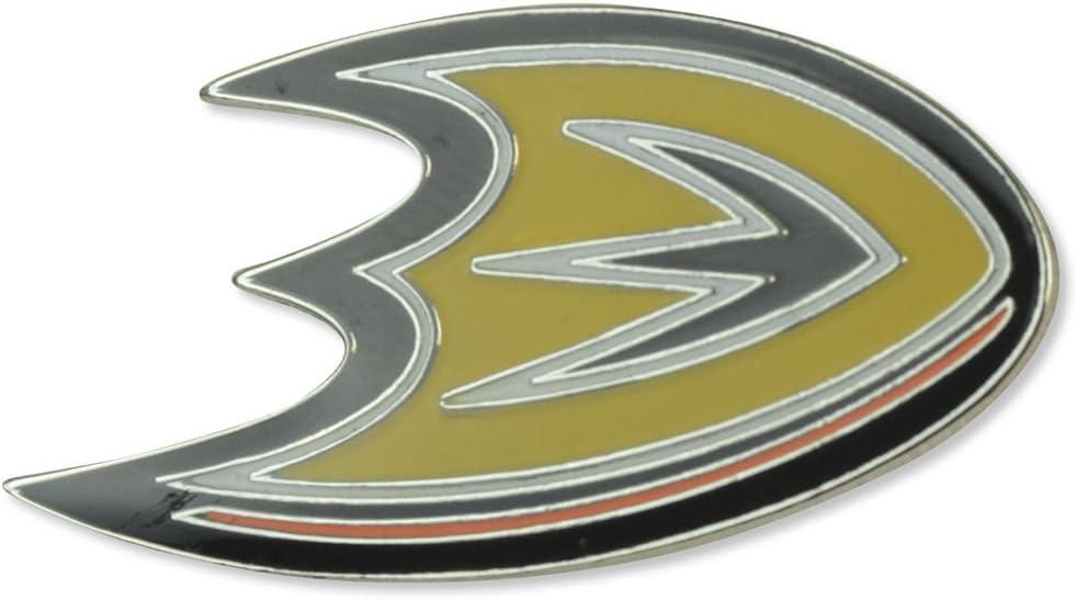 aminco NHL Anaheim Ducks Team NHL-PN-001-0 color Logo Ranking integrated 1st place team Save money Pin