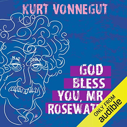 God Bless You, Mr. Rosewater audiobook cover art