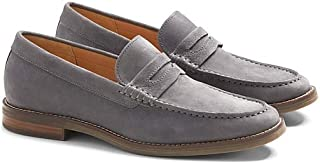 f12e5f5fe43 Sperry Top-Sider Gold Cup Exeter Penny Loafer Men 10 Grey