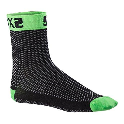 SIXS - SHORT C - Calcetines cortos - Unisex - Verde