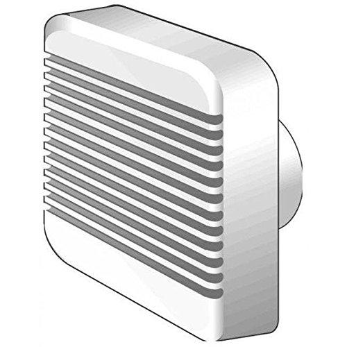 HELIOS HV 100 EZ Ventilator mit Zeitrelais+ In. 60002