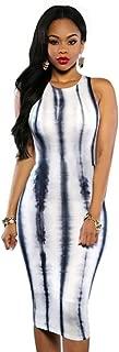 sheath ankle length bandage dress