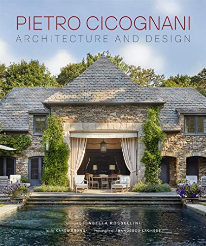 Compare Textbook Prices for Pietro Cicognani: Architecture & Design  ISBN 9780865653870 by Bruno, Karen,Lagnese, Francesco,Rossellini, Isabella