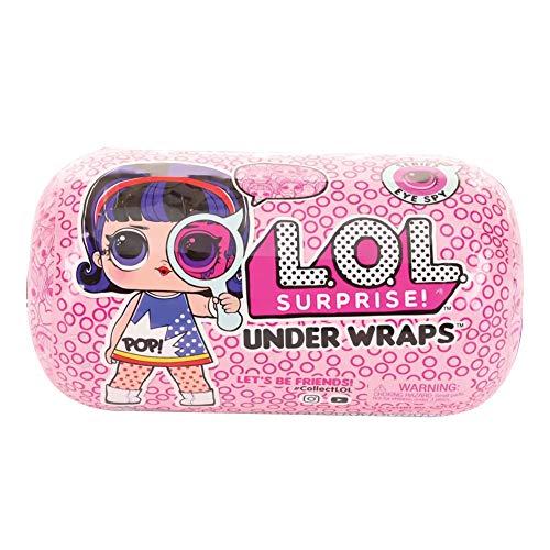 Boneca Lol Under Wrap Doll Surprise Candide