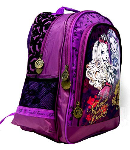 Ever After High - super mochila / mochila escolar (38 cm x 29 xm x 17 cm) para la escuela, el deporte y el ocio