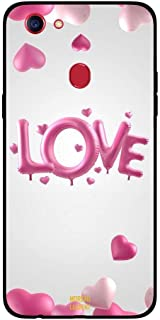 Oppo F5 Case Cover Love and Heart Ballons, Moreau Laurent Premium Phone Covers & Cases Design