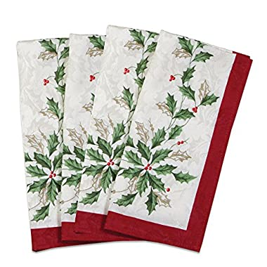 Lenox Holiday Napkin 4-Pack