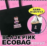BLACKPINK (ブラックピンク) KRUNK エコバック (ECOBAG) グッズ