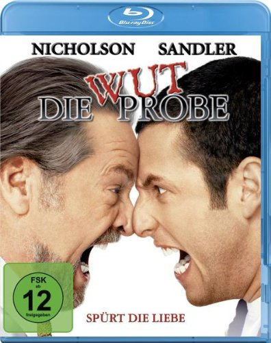 Die Wutprobe [Blu-ray]