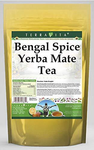 Bengal Spice Yerba Mate Tea Quality inspection 25 tea Ranking TOP10 - 569686 bags ZIN: 3 Pack