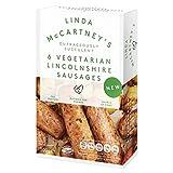 Linda McCartney Vegetariana Salchicha de Lincolnshire 300g | Vegano (Pack de 1)