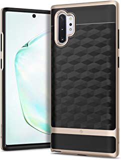 Caseology Parallax for Samsung Galaxy Note 10 Plus Case and Galaxy Note 10 Plus 5G (2019) - Gold