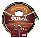 Teknor Apex NeverKink 8642-100, Extra Heavy Duty Garden Hose,  5/8-Inch by 100-Feet