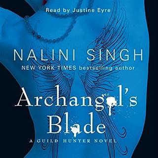 Archangel's Blade cover art