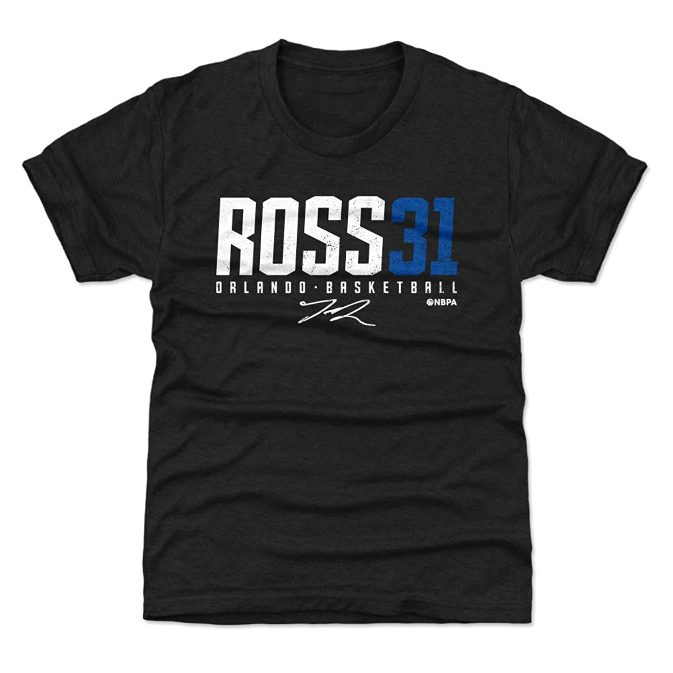 500 LEVEL Terrence Ross Orlando Basketball Kids Shirt - Terrence Ross Elite
