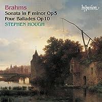 Piano Sonata Op 5 / 4 Ballades Op 10