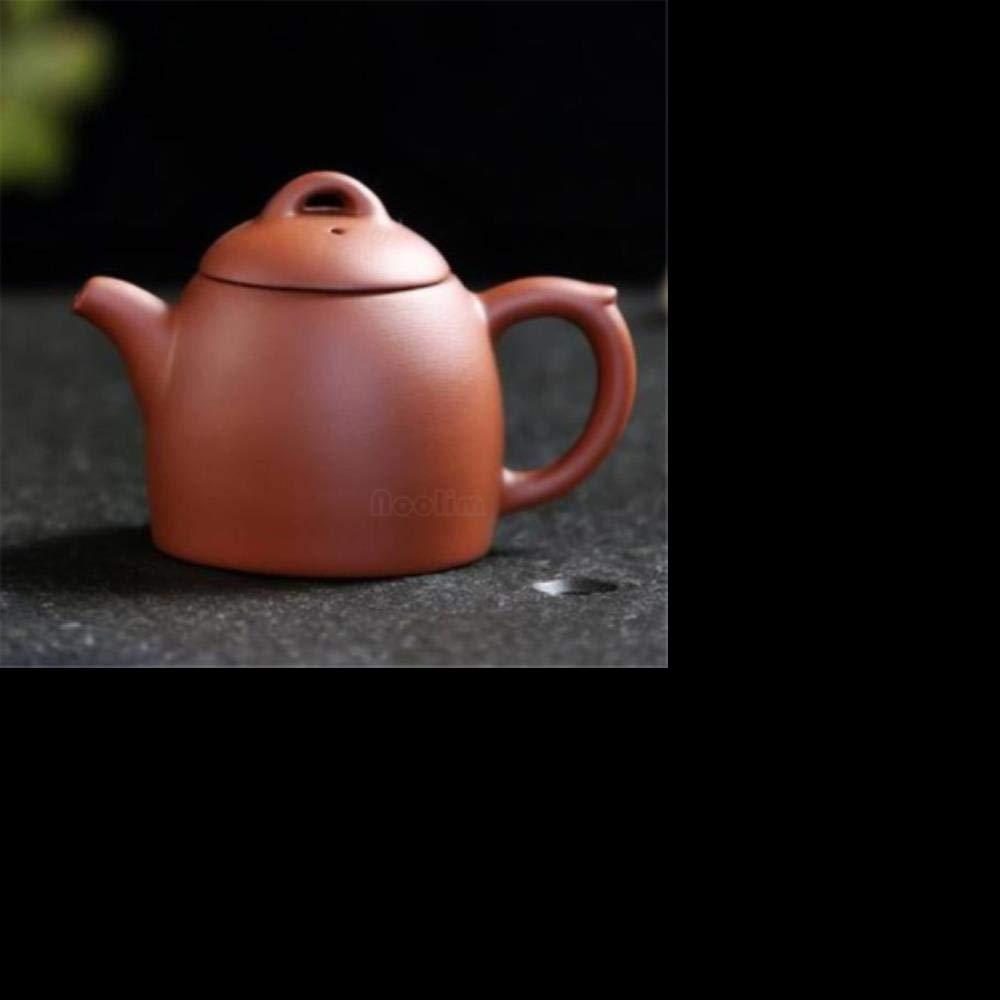 FEICHAIQAZ Juego de té de Tetera de Dedo de Arcilla púrpura Mascota Juego de té de Bolsillo pequeño decoración de Mesa de café decoración, QQ: Amazon.es: Hogar