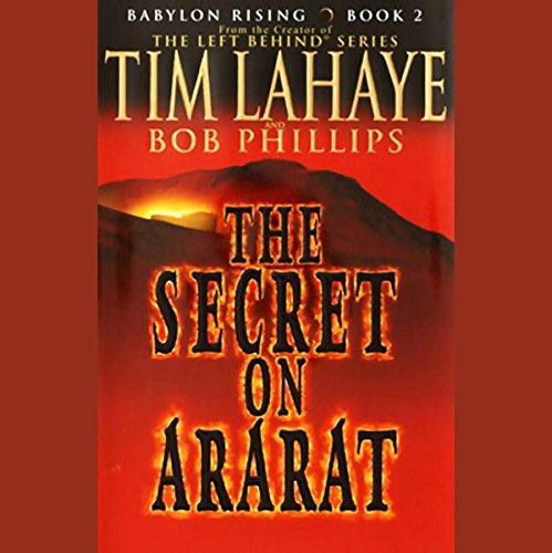 The Secret on Ararat audiobook cover art