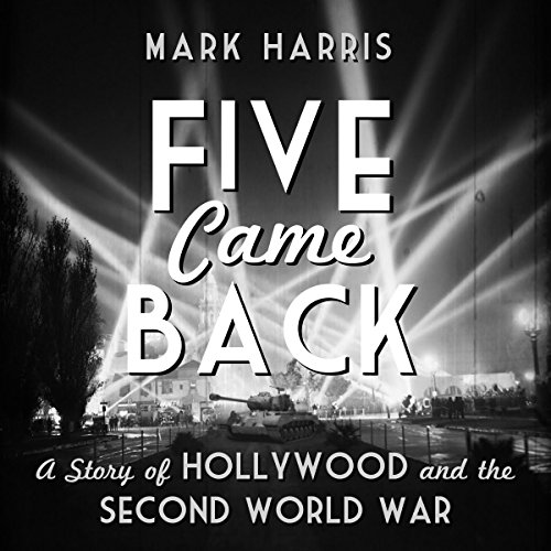 Five Came Back audiobook cover art