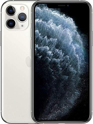 Apple iPhone 11 Pro 64GB Silver (Renewed)