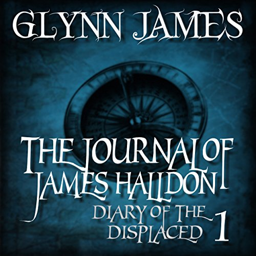 The Journal of James Halldon audiobook cover art