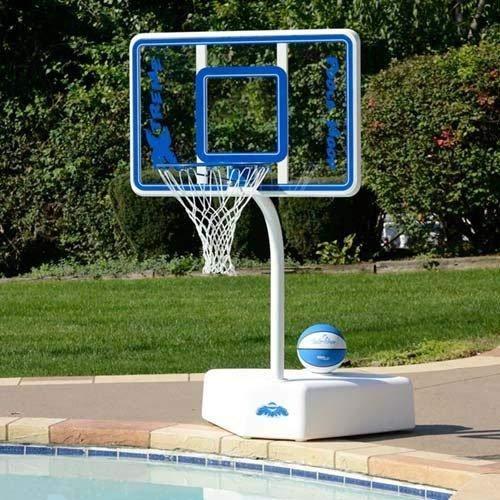 Dunn-Rite Products Poola Hoop Pool Basketball Set B1500