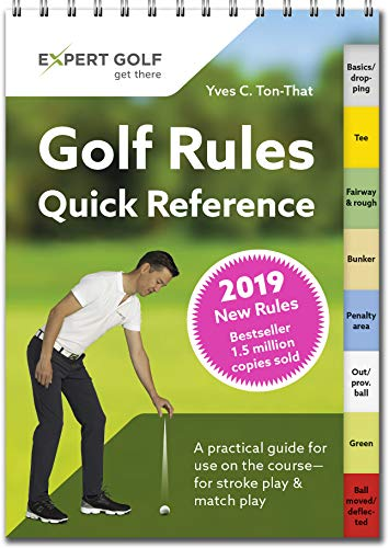 Golf Rules Quick Reference 2019