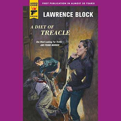A Diet of Treacle audiobook cover art
