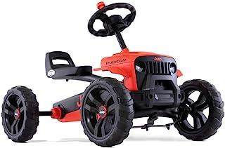Berg Jeep Buzzy - Rubicon Go Kart Red